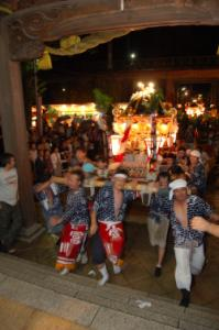 みこし祭り