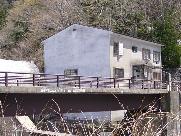 片貝山荘全景