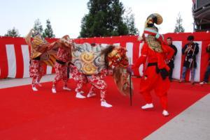 のろし祭り