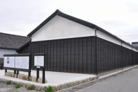 旧十二銀行の米倉