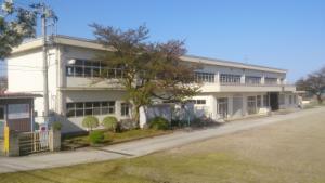 旧上野方小学校外観