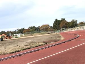 桃山陸上競技場